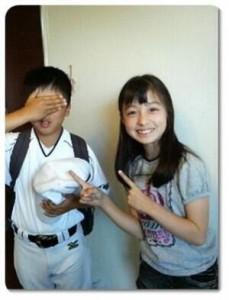 橋本環奈・双子の兄